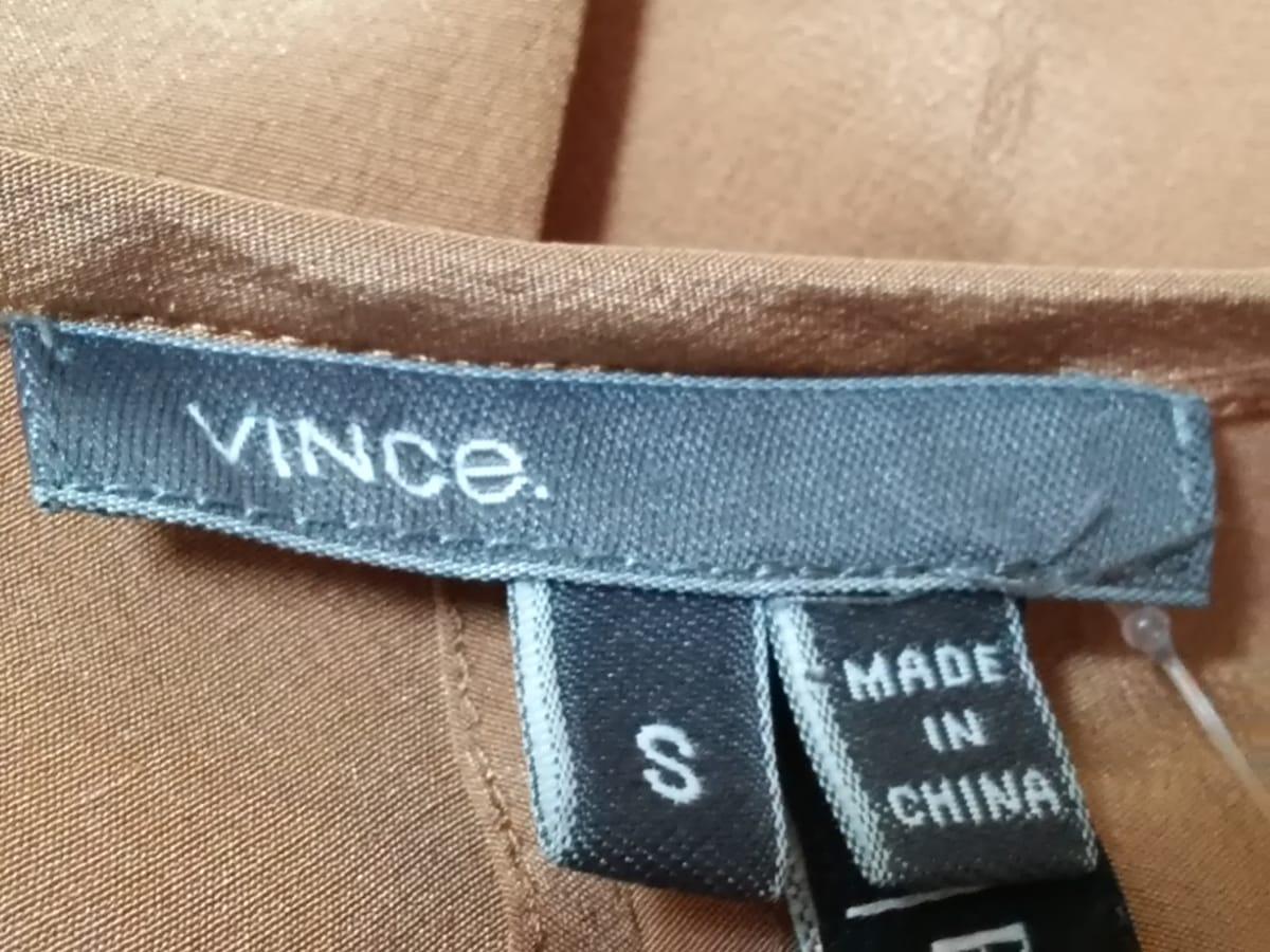 VINCE(ヴィンス)のチュニック