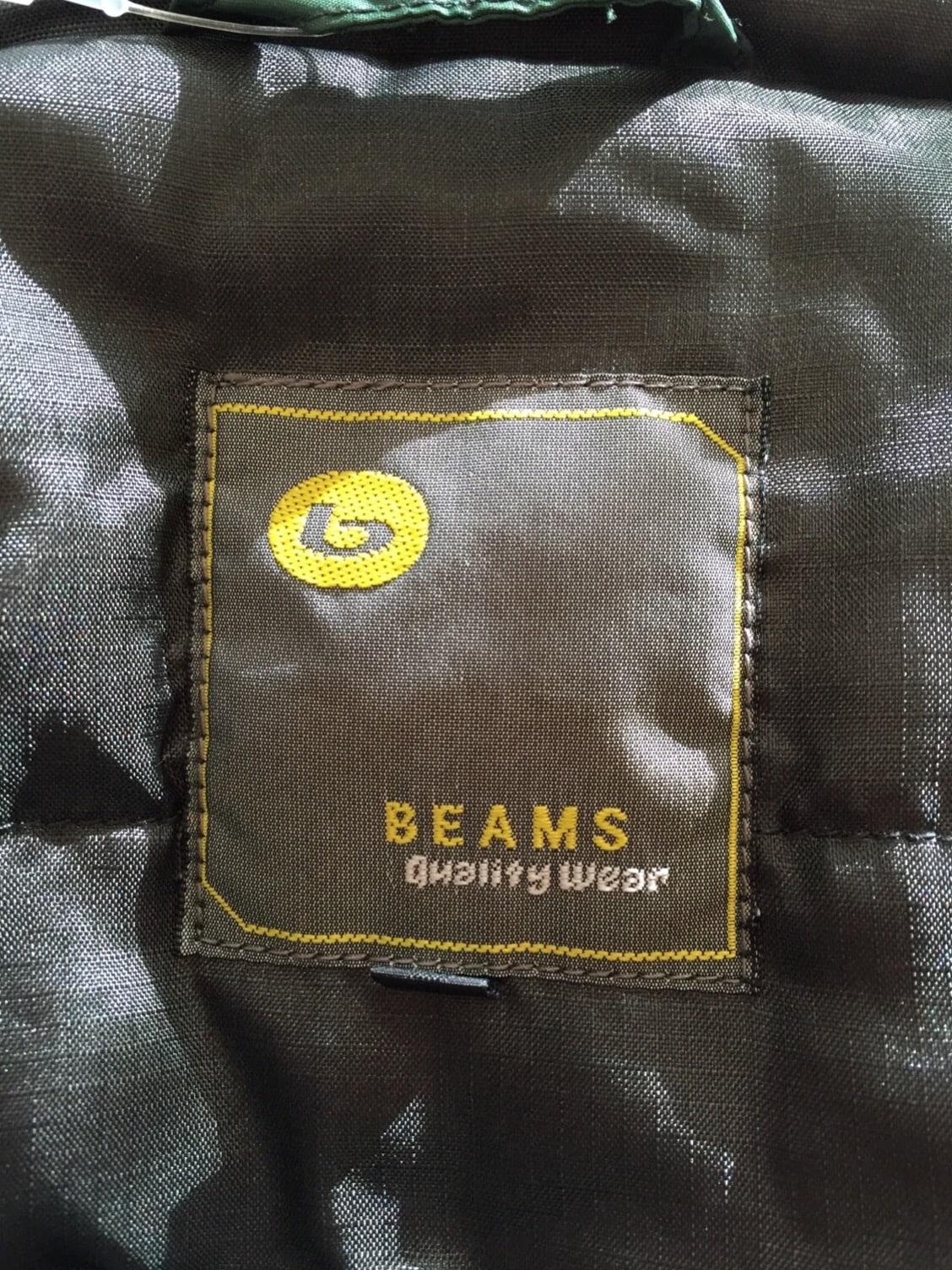 BEAMS(ビームス)のダウンコート
