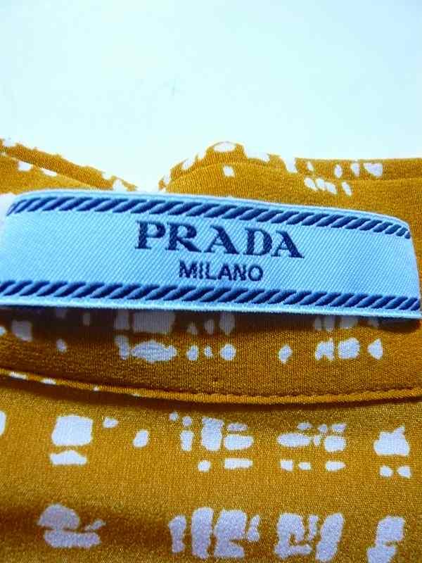 PRADA(プラダ)のシャツブラウス