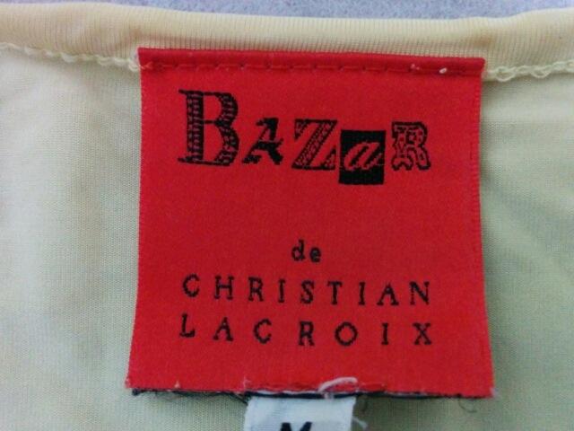 Christian Lacroix(クリスチャンラクロワ)のタンクトップ