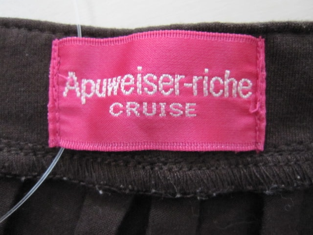 Apuweiser-riche(アプワイザーリッシェ)のチュニック