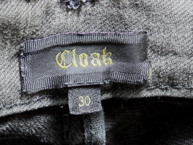 CLOAK(クローク)のジーンズ