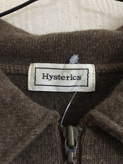 HYSTERICS(ヒステリックス)のカーディガン