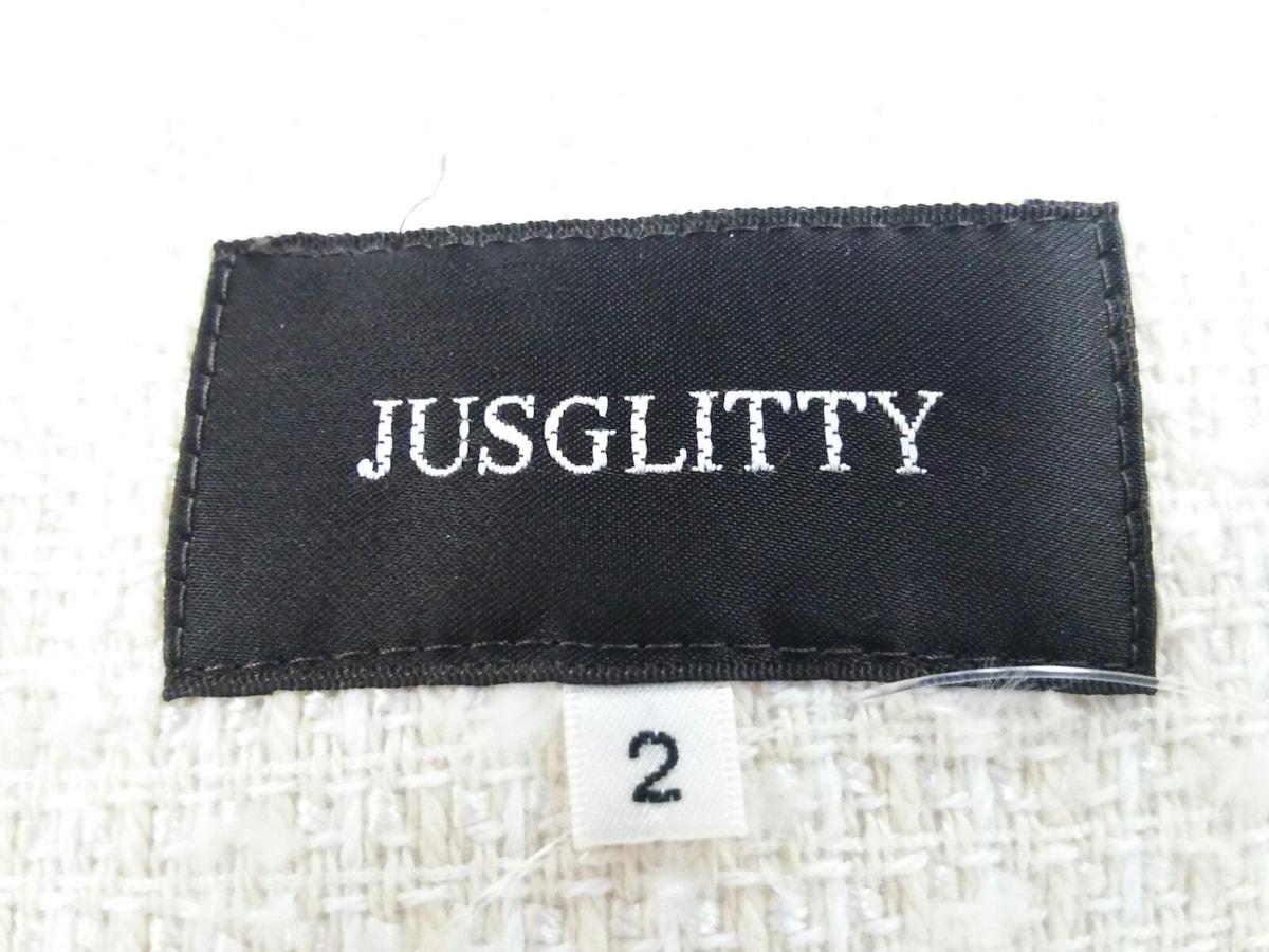 JUSGLITTY(ジャスグリッティー)のスカートスーツ