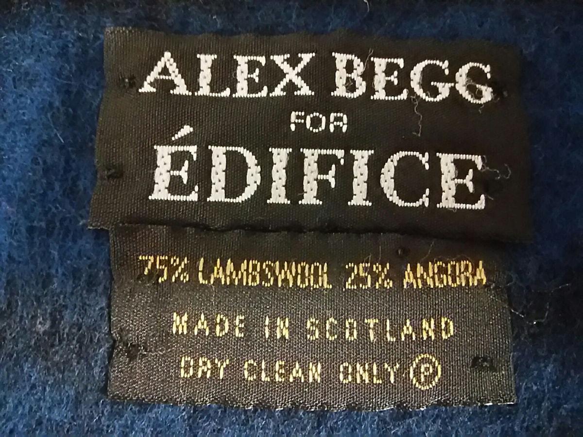 ALEX BEGG(アレックスベッグ)のマフラー