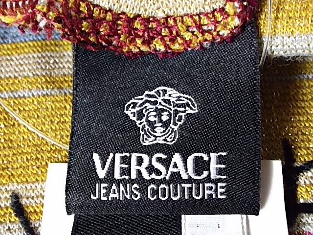 VERSACE JEANS COUTURE(ヴェルサーチジーンズ)のセーター