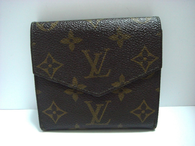 LOUIS VUITTON(ルイヴィトン)の旧型Wホック財布