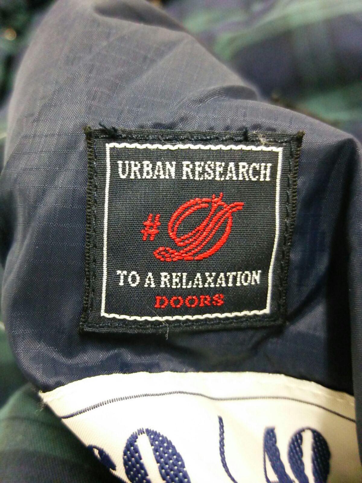 URBAN RESEARCH DOORS(アーバンリサーチドアーズ)のダウンベスト