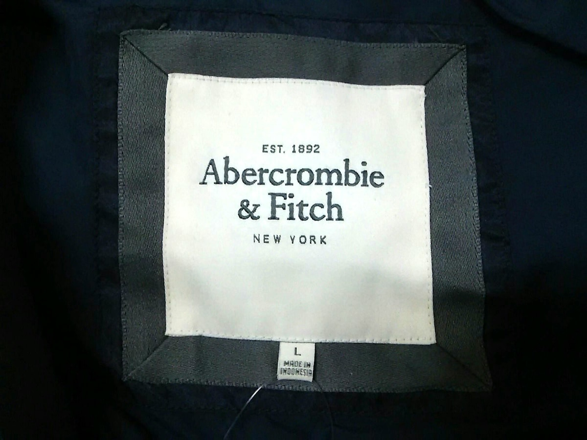 Abercrombie&Fitch(アバクロンビーアンドフィッチ)のダウンベスト