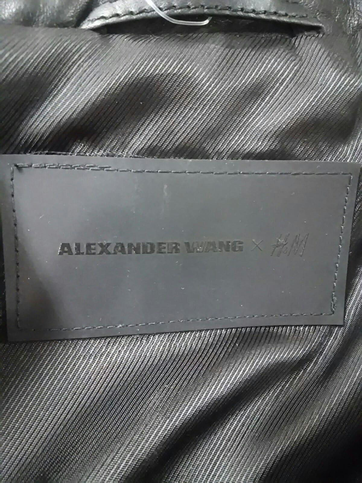 Alexander Wang × H&M(アレキサンダーワン×エイチアンドエム)のブルゾン