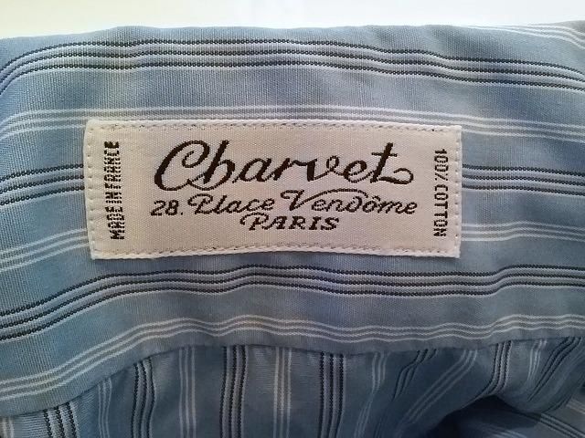 Charvet(シャルベ)のシャツ