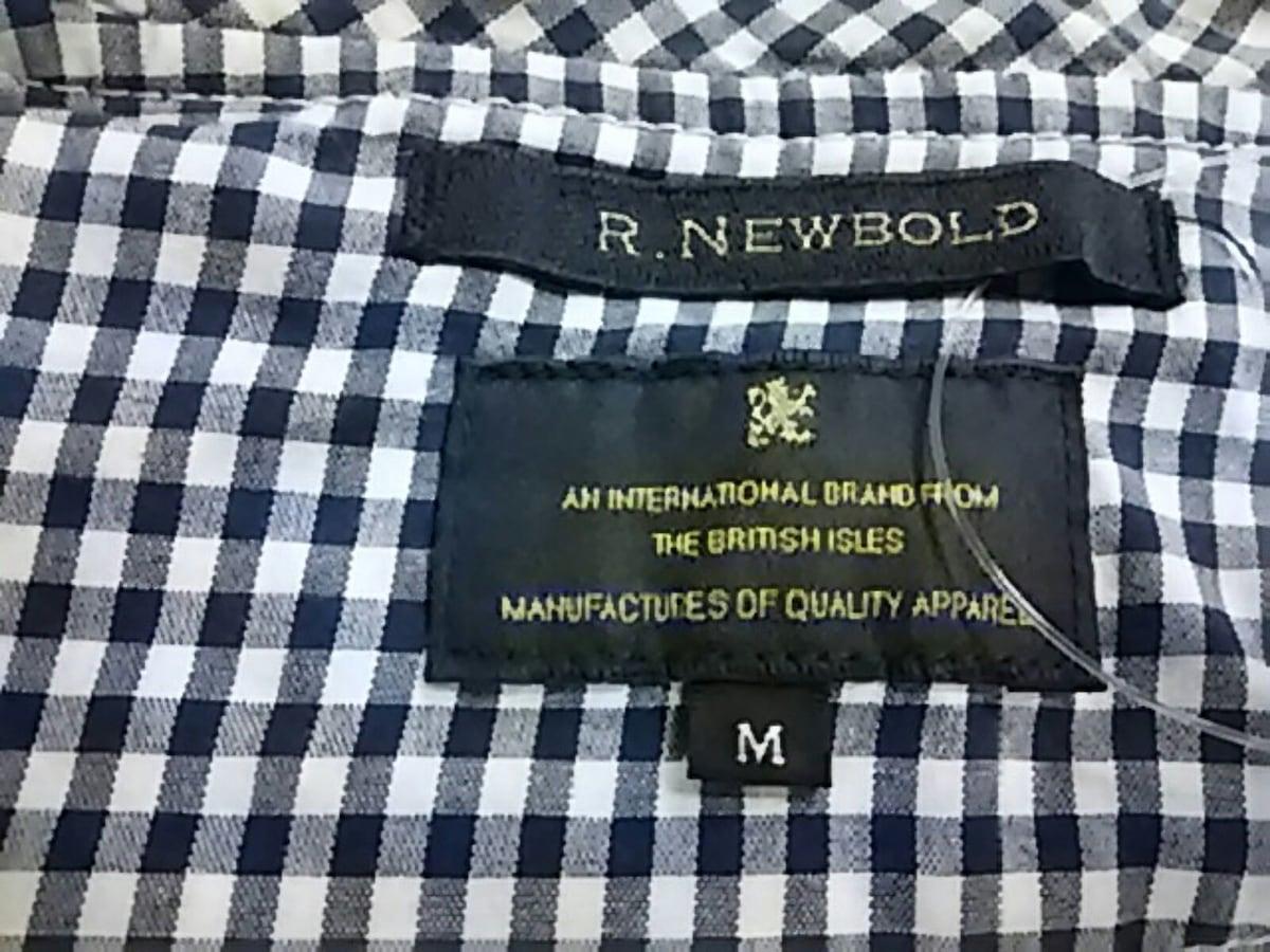 R.Newbold(アールニューボールド)のブルゾン
