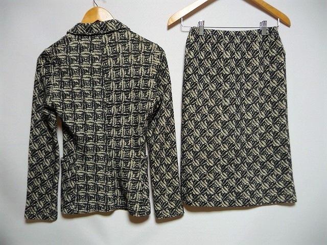 ZUCCA(ズッカ)のスカートスーツ