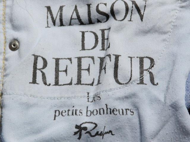 Maison de Reefur(メゾン ド リーファー)のジーンズ