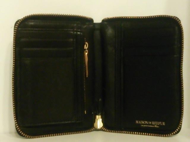 Maison de Reefur(メゾン ド リーファー)の2つ折り財布