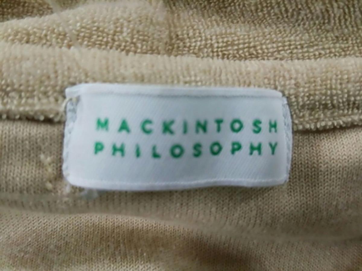 MACKINTOSH PHILOSOPHY(マッキントッシュフィロソフィー)のレディースパンツセットアップ