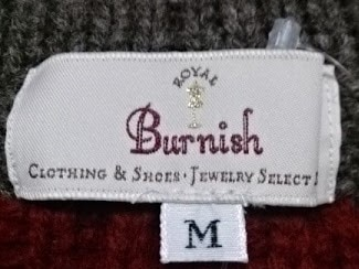 Burnish(バーニッシュ)のスカート