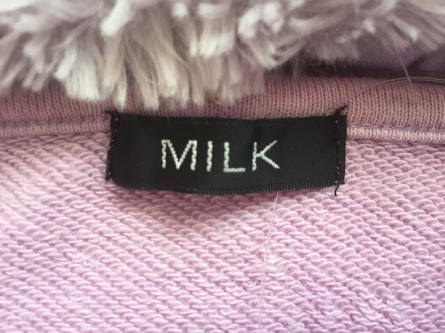 MILK(ミルク)のカーディガン