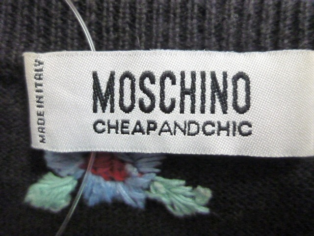 MOSCHINO CHEAP&CHIC(モスキーノ チープ&シック)のカーディガン