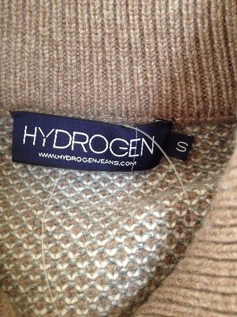 HYDROGEN(ハイドロゲン)のカーディガン