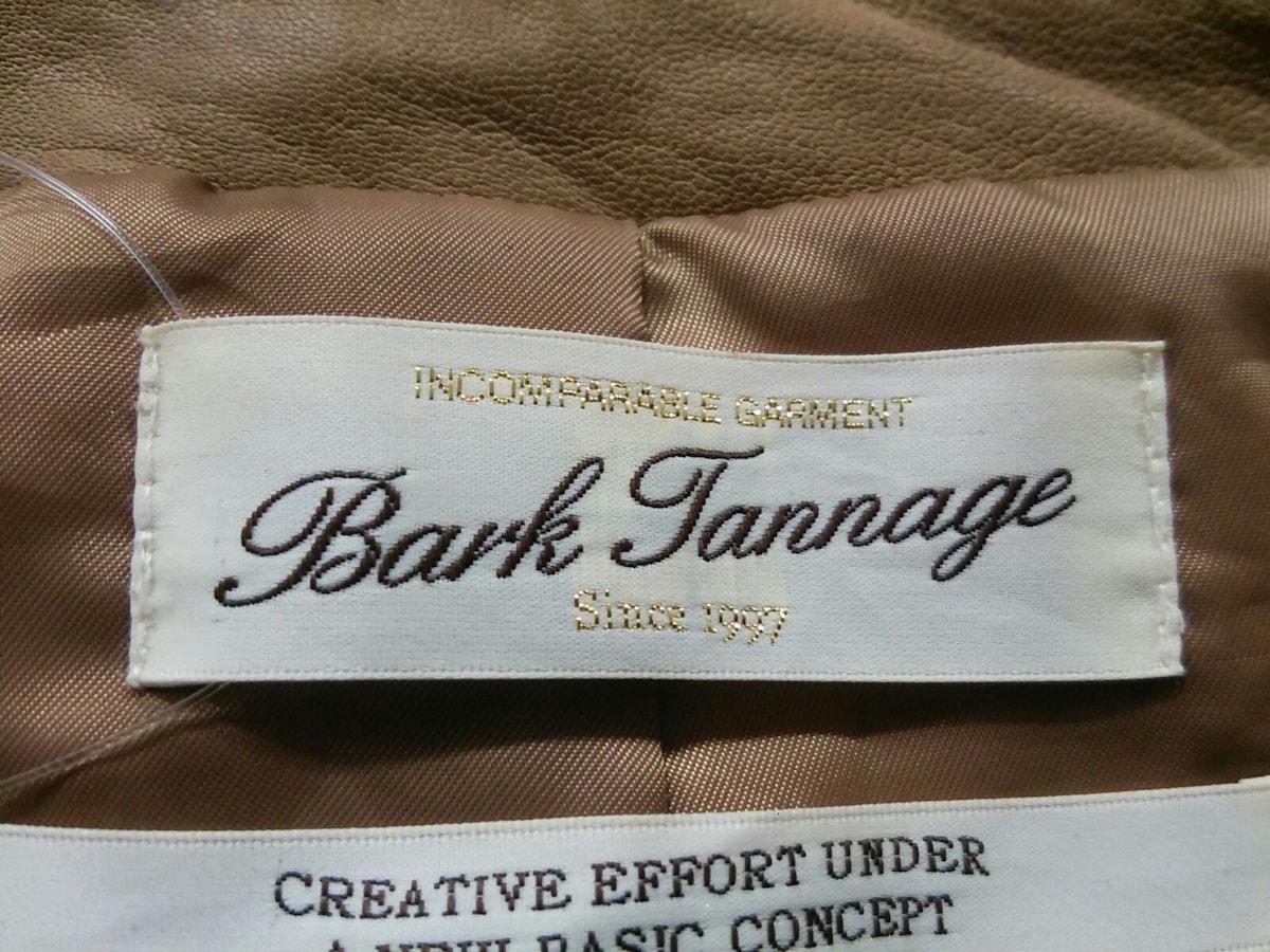 BARK TANNAGE(バークタンネイジ)のブルゾン