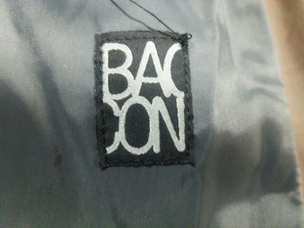 bacon(ベーコン)のブルゾン