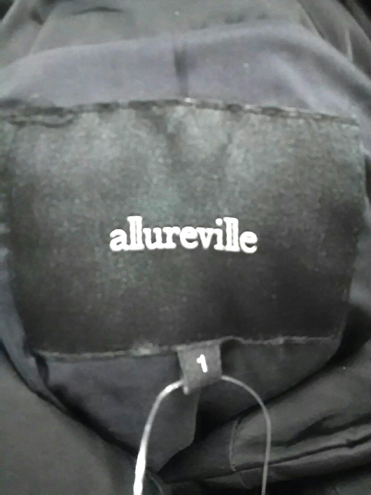 allureville(アルアバイル)のダウンコート