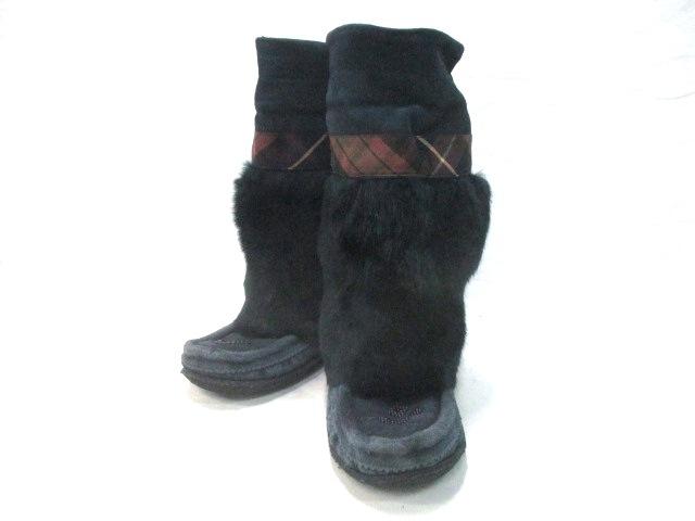 Muks(ムックス)のブーツ