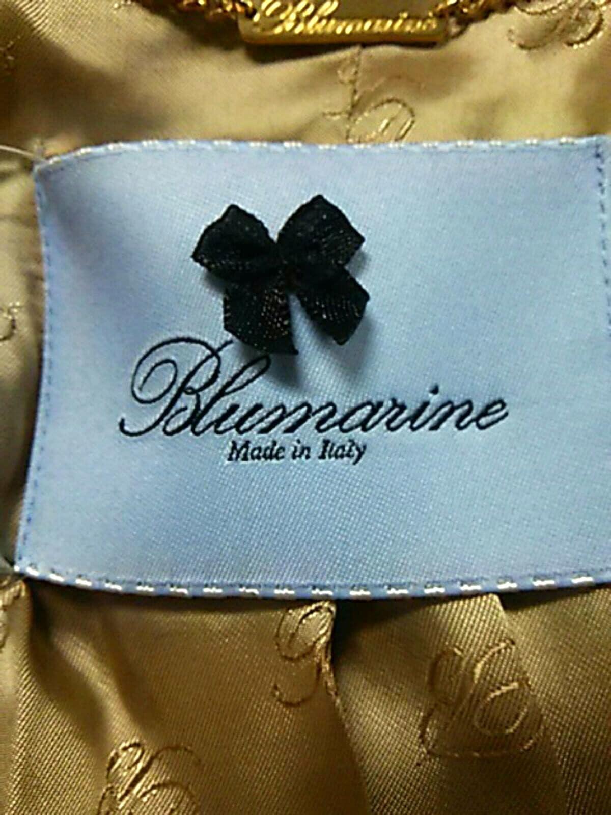 BLUMARINE(ブルマリン)のコート