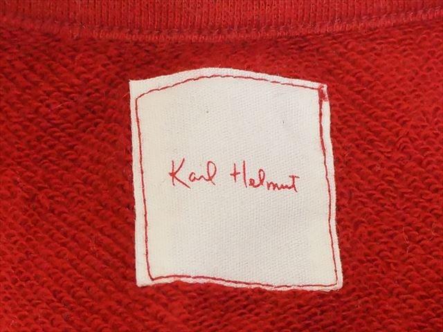 KarlHelmut(カールヘルム)のカーディガン