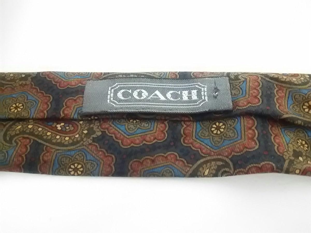 COACH(コーチ)のネクタイ