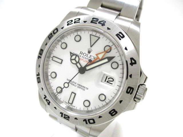腕時計/エクスプローラー2 / 216570 / ランダム番台 / ルーレット