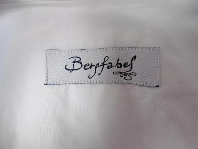 Bergfabel(バーグファベル)のシャツブラウス