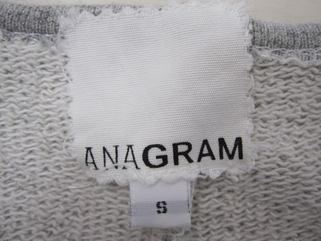 Anagram(アナグラム)のトレーナー