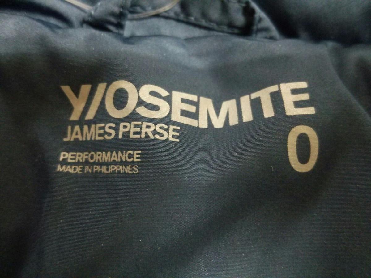 JAMES PERSE(ジェームスパース)のダウンジャケット