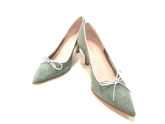 heel and toe(ヒールアンドトゥ)のパンプス
