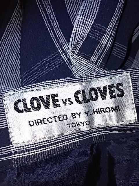 CLOVE vs CLOVES(クローブクローブス)のスカート