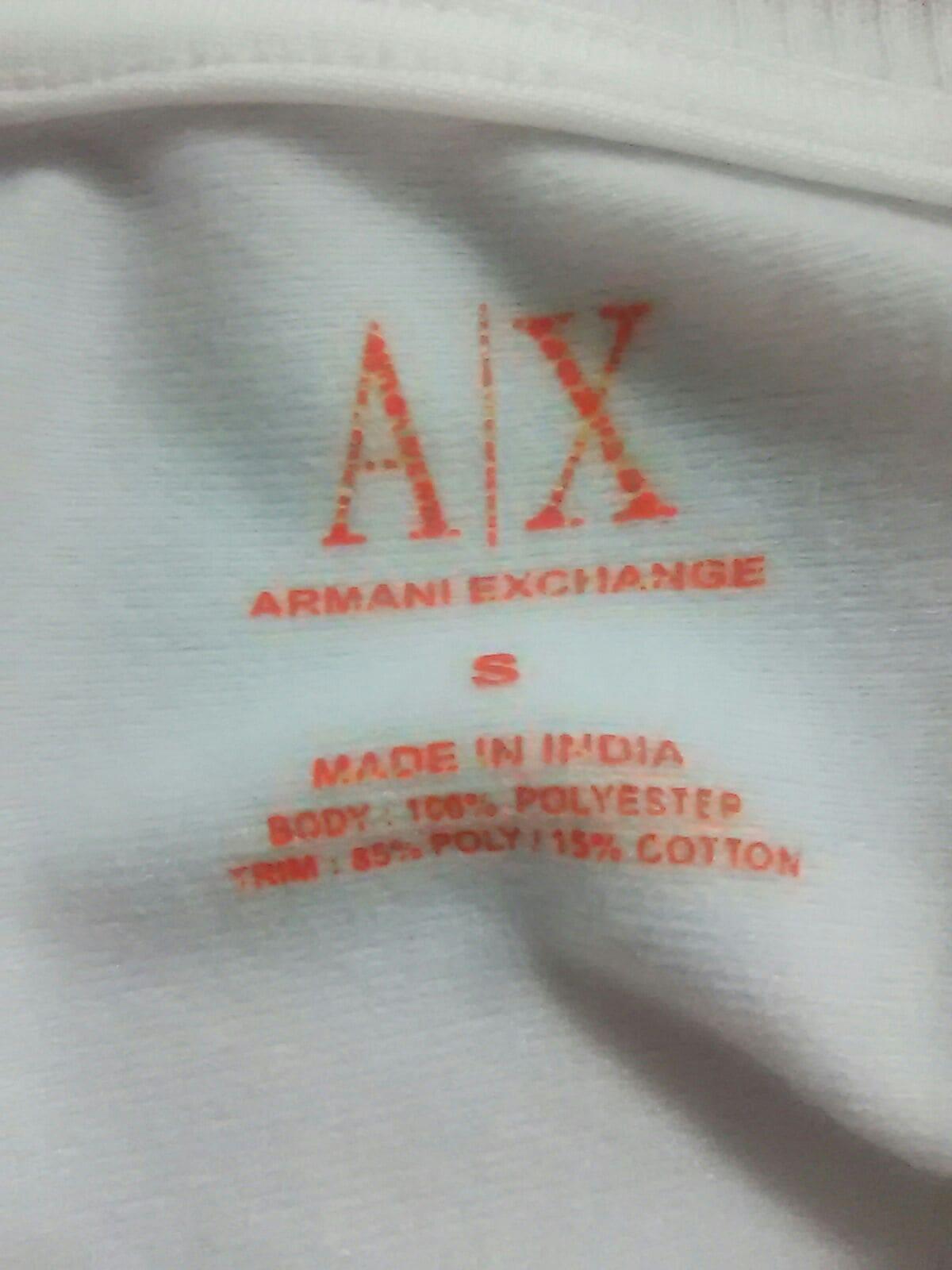 ARMANIEX(アルマーニエクスチェンジ)のジャージ
