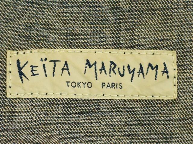 KEITA MARUYAMA(ケイタマルヤマ)のブルゾン