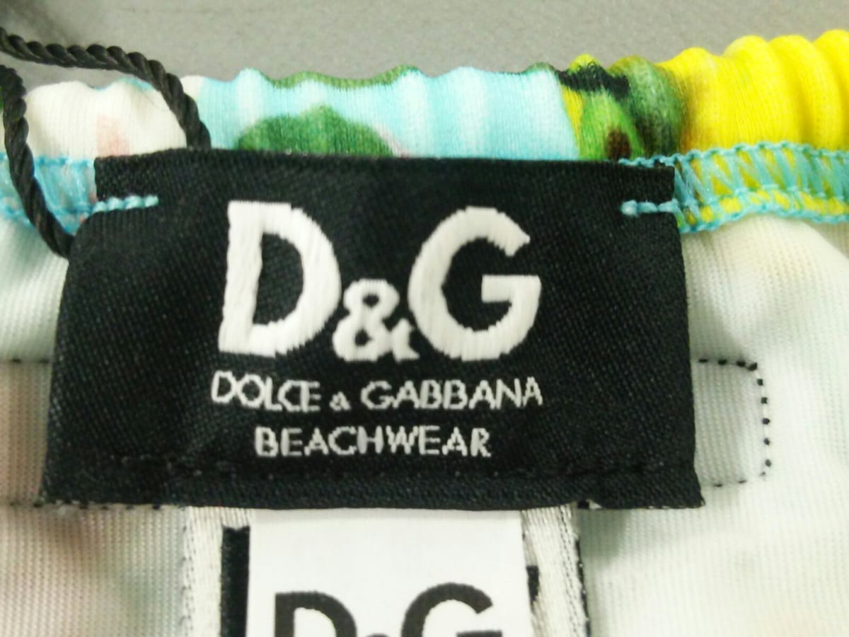 D&G BEACH WEAR(ディーアンドジービーチウエア)の水着