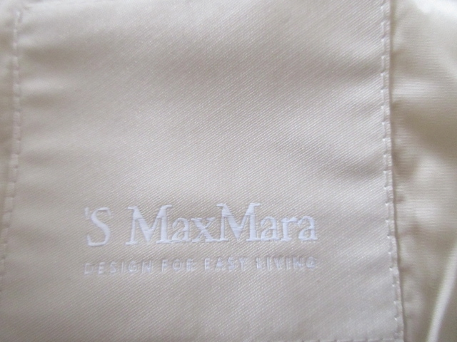 S Max Mara(マックスマーラ)のコート