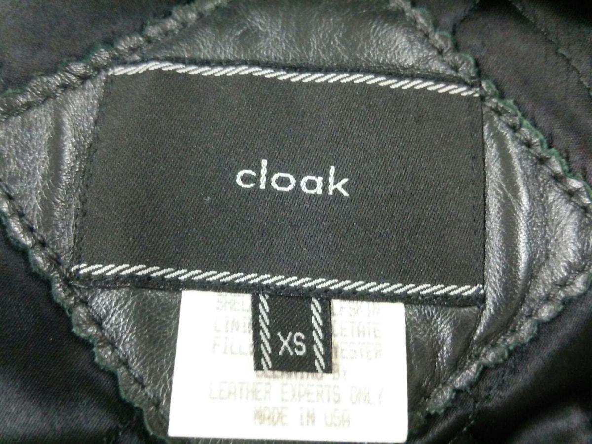 CLOAK(クローク)のブルゾン
