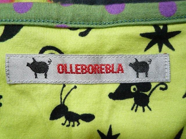 OLLEBOREBLA(アルベロベロ)のチュニック
