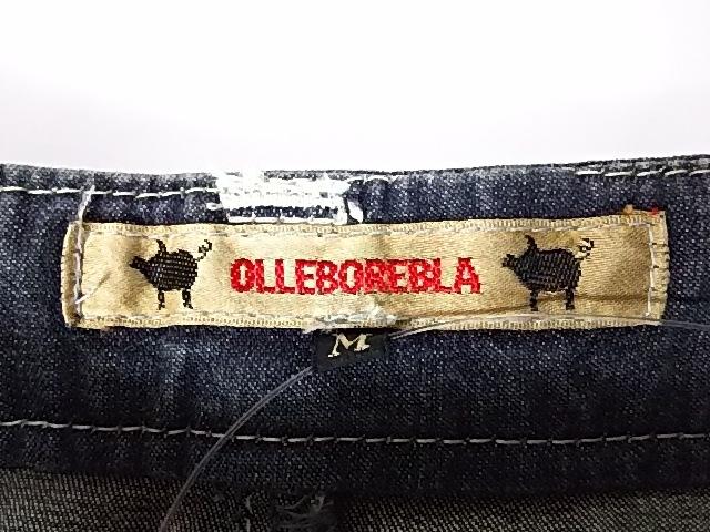OLLEBOREBLA(アルベロベロ)のジーンズ