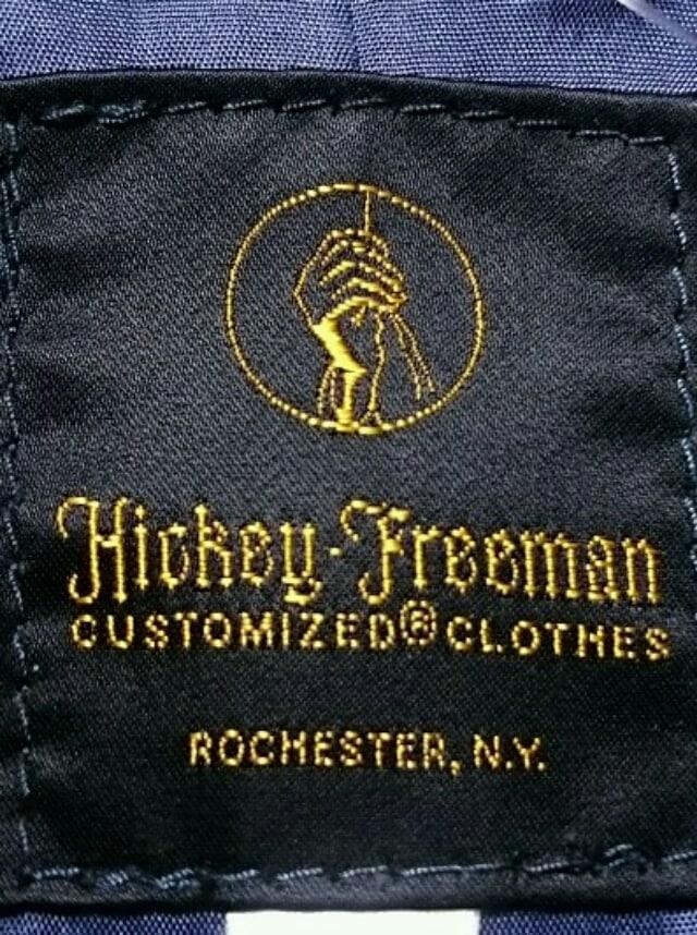 HICKEY FREEMAN(ヒッキーフリーマン)のブルゾン