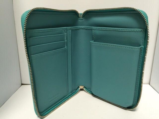 TIFFANY&Co.(ティファニー)の2つ折り財布