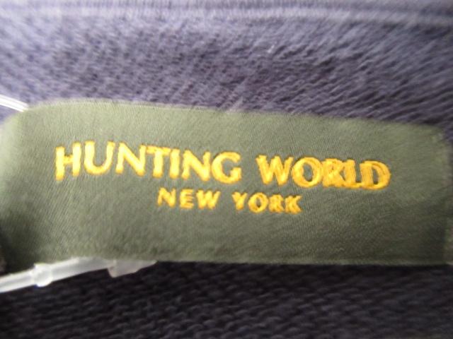 HUNTING WORLD(ハンティングワールド)のパーカー