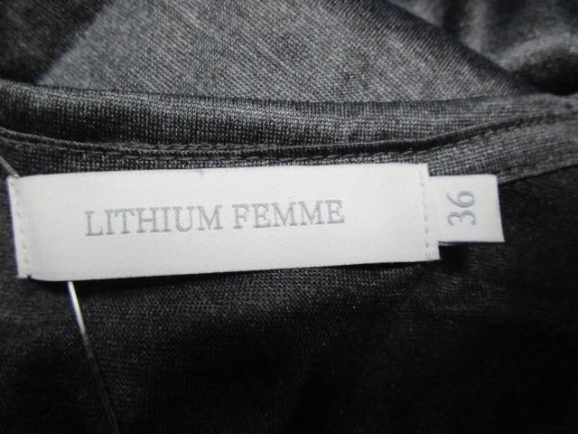 LITHIUM FEMME(リチウムファム)のカットソー