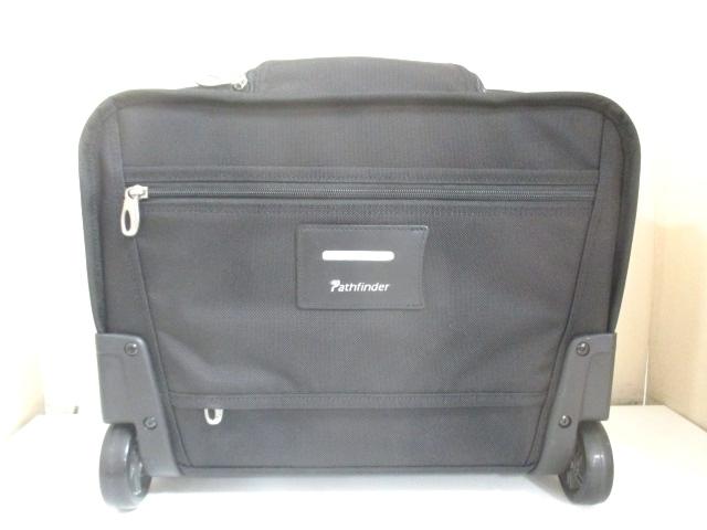 pathfinder(パスファインダー)のキャリーバッグ