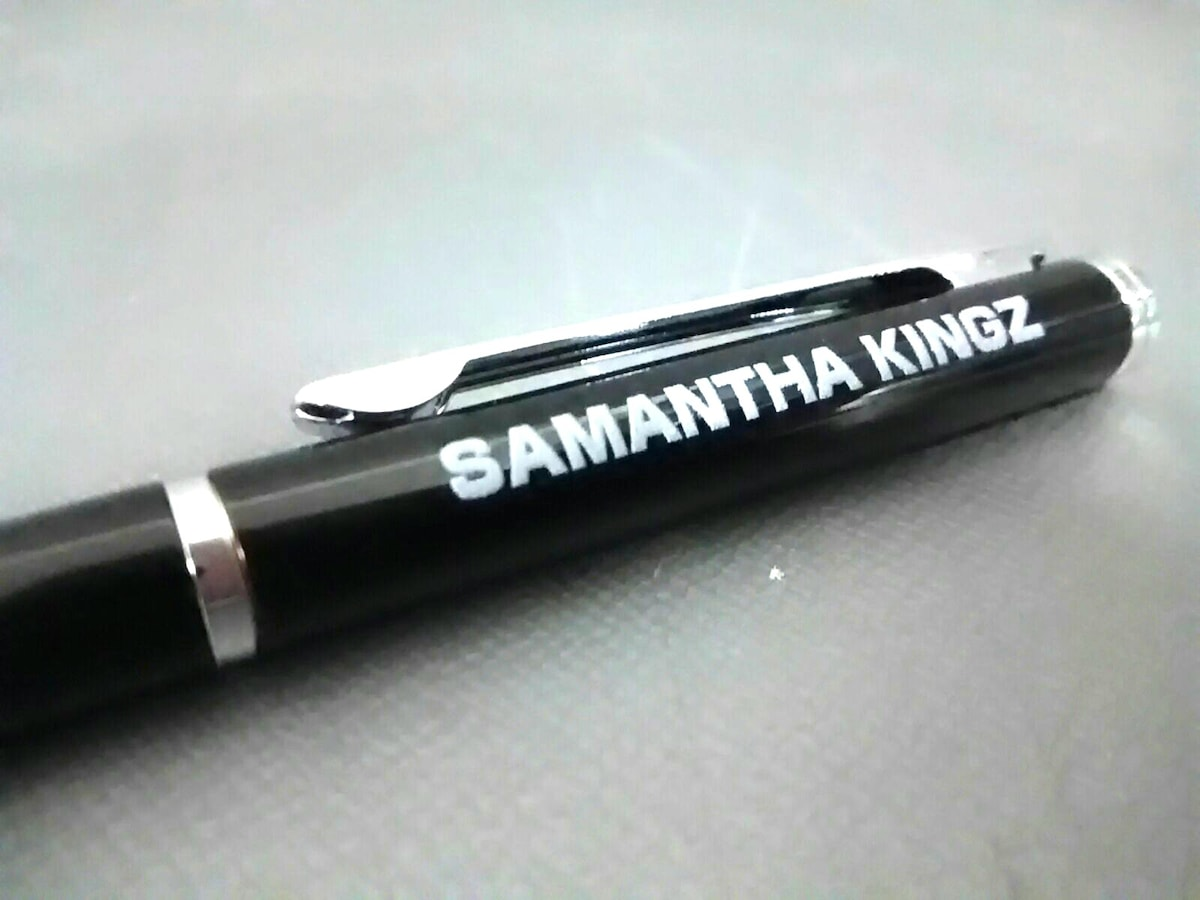 Samantha kingz(サマンサキングズ)のペン